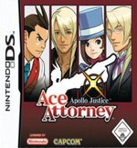 Apollo Justice - Ace Attorney