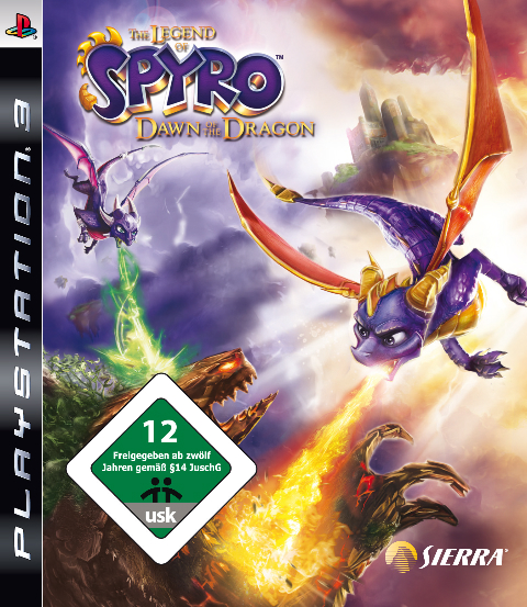 Spyro und Cynder