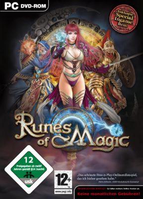 Runes of Magic - fortschrittliches und abwechslungsreiches Spiel