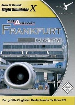 Mega Airport Frankfurt