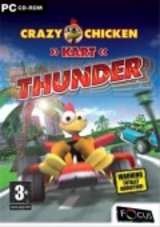 Crazy Chicken: Kart Thunder