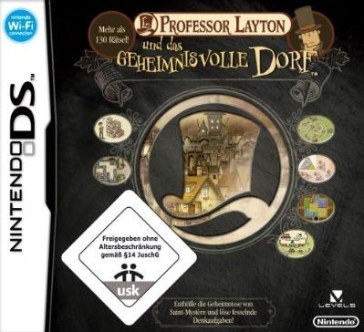 Professor Layton und das geheimnisvolle Dorf