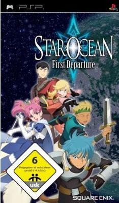 Star Ocean - First Departure