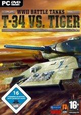 WWII Battle Tanks - T34 vs. Tiger
