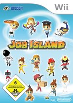 Job Island - Hard Working People