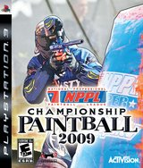 Millenium Series Championship Paintball