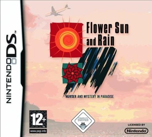 Flower, Sun and Rain