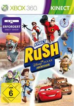 Kinect Rush - A Disney Pixar Adventure