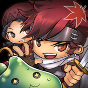 Maplestory - Cave Crawlers