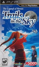 The Legend of Heroes - Trails in the Sky