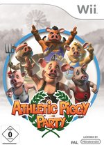 FarmYard Party - Athletic Piggy Party
