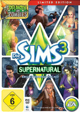 Die Sims 3 - Supernatural