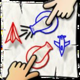 Paper War f�r 2 Spieler