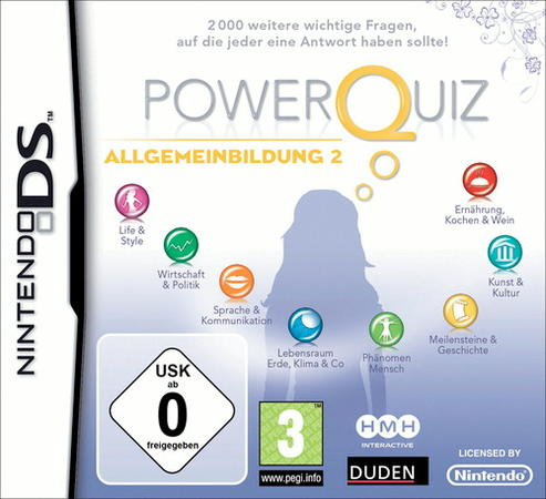 PowerQuiz - Allgemeinbildung 2
