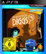Wonderbook - Privatdetektiv Diggs
