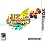 Chocobo Racing 3D