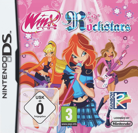 Winx Club - Rockstars