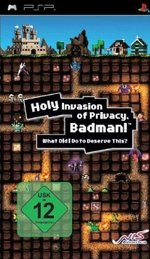 Holy Invasion of Privacy, Badman! 2