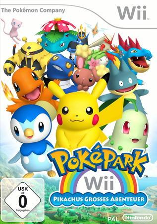 Pokepark Wii - Pikachus großes Abenteuer