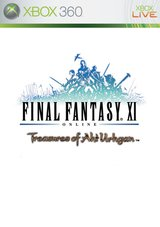 Final Fantasy 11 - Treasures of Aht Urhgan