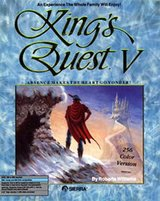 King's Quest 5 - Makes the Heart Go Yonder