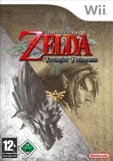 The Legend of Zelda - Twilight Princess (Wii)