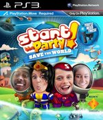 Start the Party - Save the World