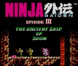 Ninja Gaiden 3 - The Ancient Ship of Doom
