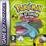 Pokemon Blattgr�n