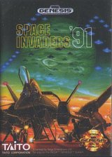Space Invaders '90