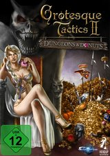 Grotesque Tactics 2 - Dungeons & Donuts