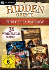 Hidden Object Triple Play Package 2