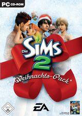 Die Sims 2 - Weihnachts-Pack