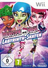 Monster High - Labyrinth-Skaten (Wii)