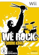WE Rock - Drum King