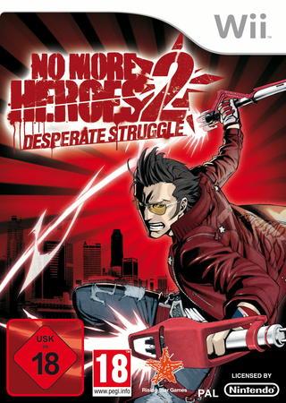 No More Heroes 2 - Desperate Struggle