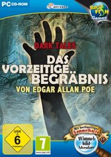 Dark Tales: Das Begr�bnis von Edgar Allan Poe