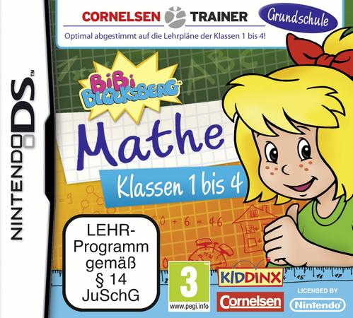 Bibi Blocksberg - Mathe Klassen 1 bis 4