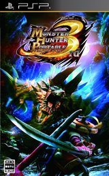 Monster Hunter Freedom 3