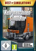 Kehrmaschinen-Simulator