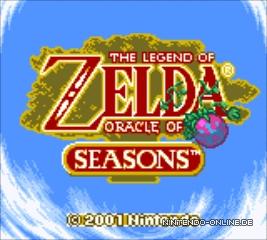 The Legend of Zelda - Oracle of Seasons