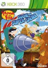 Phineas und Ferb - Suche nach Super-Sachen