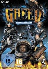 Greed - Black Border