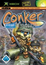 Conker - Live and Reloaded