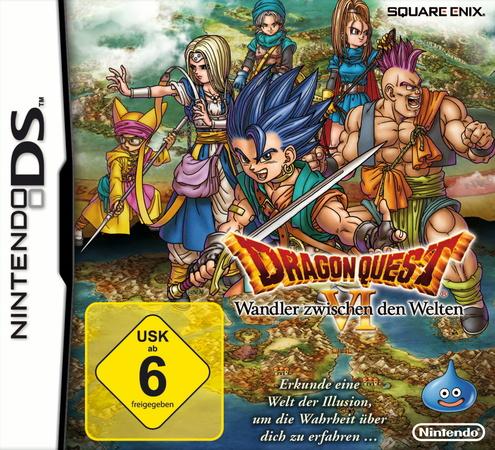 Dragon Quest 6 - Wandler zwischen den Welten