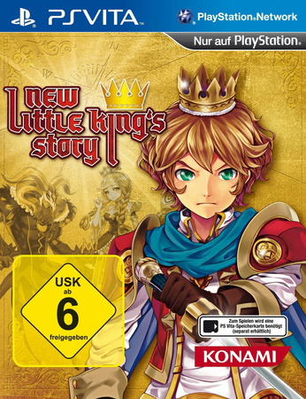 New Little King's Story