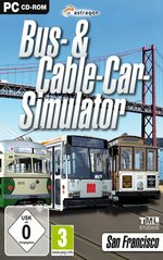 Bus- & Cable Car-Simulator - San Francisco