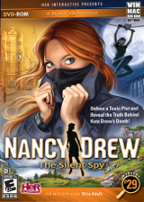 Nancy Drew - The Silent Spy
