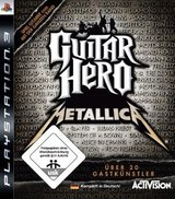 Guitar Hero - Metallica