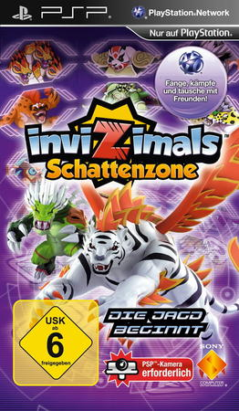 Invizimals - Schattenzone